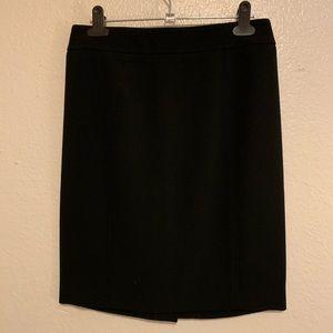 Loft business skirt. A line.